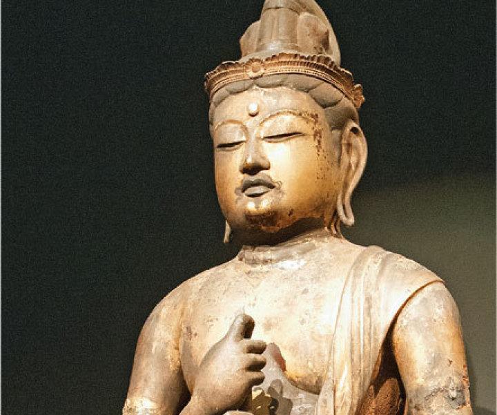 Sonnenbuddha Dainichi Nyorai
